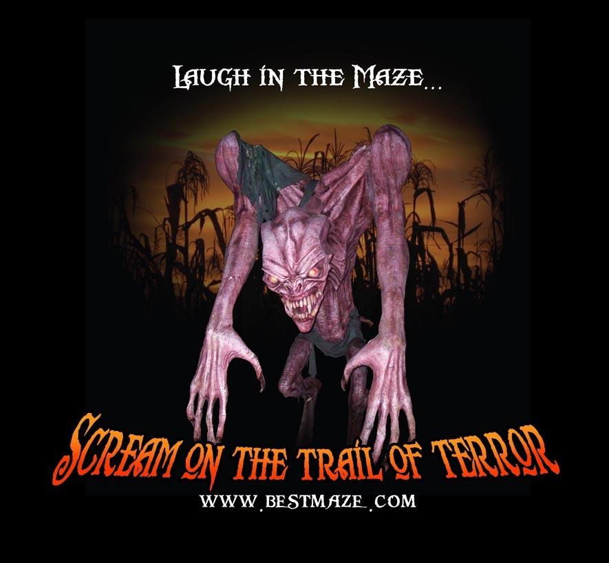 or scream monster